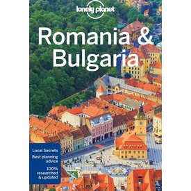 Lonely Planet Lonely Planet Romania & Bulgaria