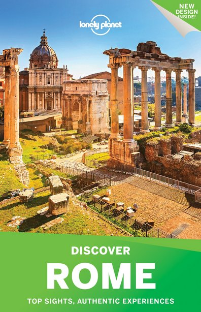 Lonely Planet Lonely Planet Discover Rome 2017