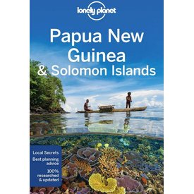Lonely Planet Lonely Planet Papua New Guinea & Solomon Islands