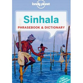 Lonely Planet Lonely Planet Sinhala (Sri Lanka) Phrasebook & Dictionary
