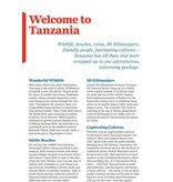 Lonely Planet Lonely Planet Tanzania