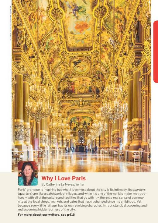 Lonely Planet Lonely Planet Paris
