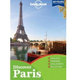Lonely Planet Lonely Planet Discover Paris 2017 4th Ed.