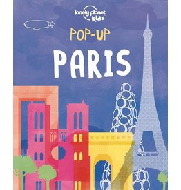 Lonely Planet Lonely Planet Kids Pop-up Paris 1st Ed.