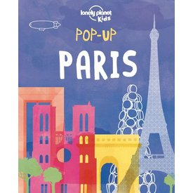 Lonely Planet Lonely Planet Kids Pop-up Paris 1st Ed.