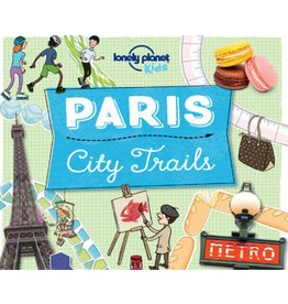 Lonely Planet Lonely Planet Kids City Trails - Paris