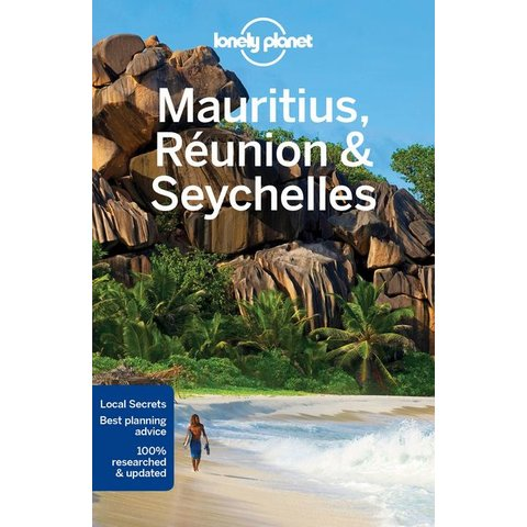 Lonely Planet Mauritius, Reunion & Seychelles