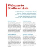 Lonely Planet Lonely Planet Southeast Asia on a shoestring 18th Ed