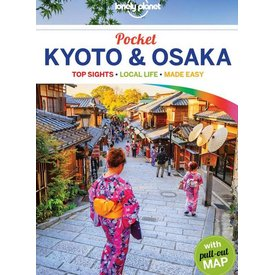 Lonely Planet Lonely Planet Pocket Kyoto & Osaka