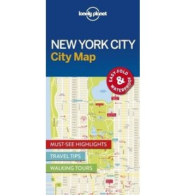 Lonely Planet Lonely Planet  New York City Map