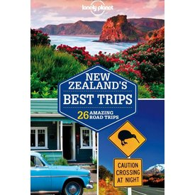 Lonely Planet Lonely Planet New Zealand's Best Trips