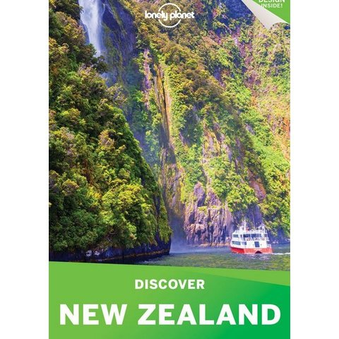 Lonely Planet Discover New Zealand 4th Ed.