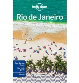 Lonely Planet Lonely Planet Rio de Janeiro City Guide