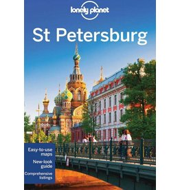 Lonely Planet Lonely Planet St Petersburg 7th Ed.