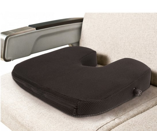 TRAVELON Travelon Self-Inflating Seat Cushion