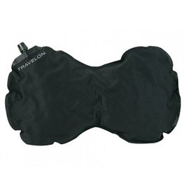 TRAVELON Travelon Self-Inflating Neck & Lumbar Pillow