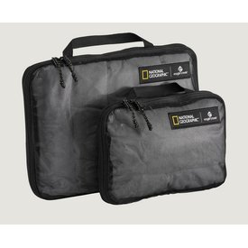 Eagle Creek Eagle Creek National Geographic Compression Cube Set S/M Black