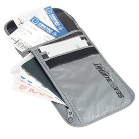 Sea to Summit Sea to Summit Ultra Sil Neck Wallet RFID