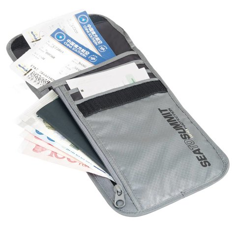 Sea to Summit Ultra Sil Neck Wallet RFID