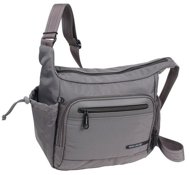 Beside-U Beside-U Lindsey RFID Travel Crossbody Bag