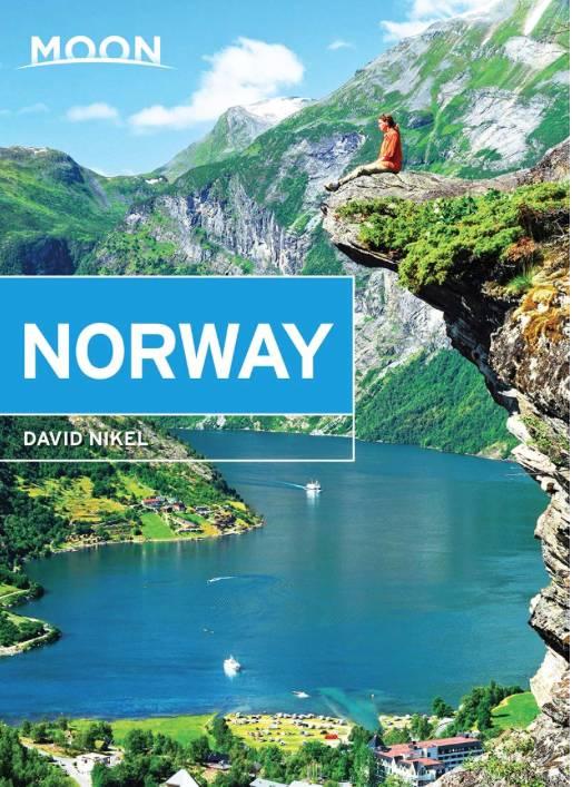 Moon Moon Norway- 1st Ed