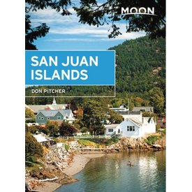 Moon Moon San Juan Islands - 5th Ed