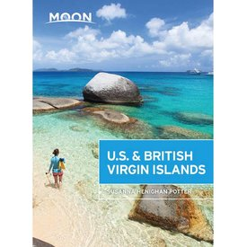 Moon Moon U.S & British Virgin Islands - 6th Ed