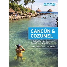 Moon Moon Cancun & Cozumel - 12th Ed