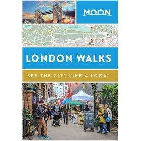 Moon Moon London Walks - 1st Ed