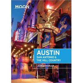 Moon Moon Austin, San Antonio & The Hill Country - 5th Ed