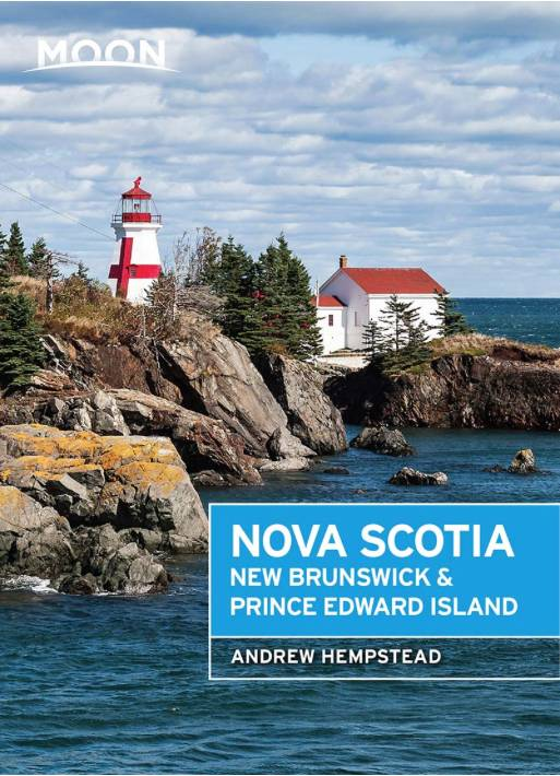 Moon Moon Nova Scotia, New Brunswick & PEI - 5th Ed