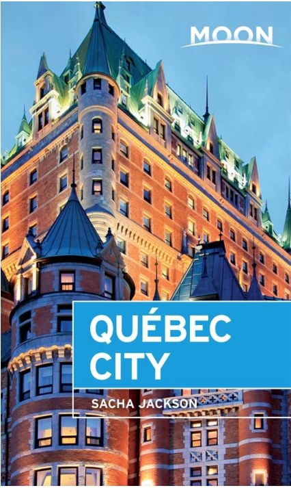 Moon Moon Quebec City - 1st Ed