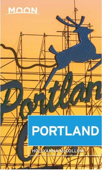 Moon Moon Portland - 3rd Ed