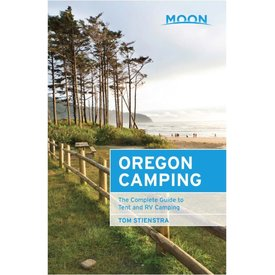 Moon Moon Oregon Camping - 5th Ed