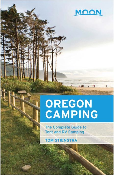 Moon Moon Oregon Camping - 5th Ed