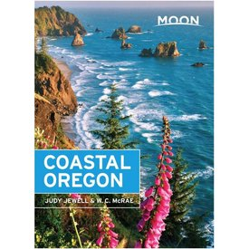 Moon Moon Coastal Oregon - 7th Ed