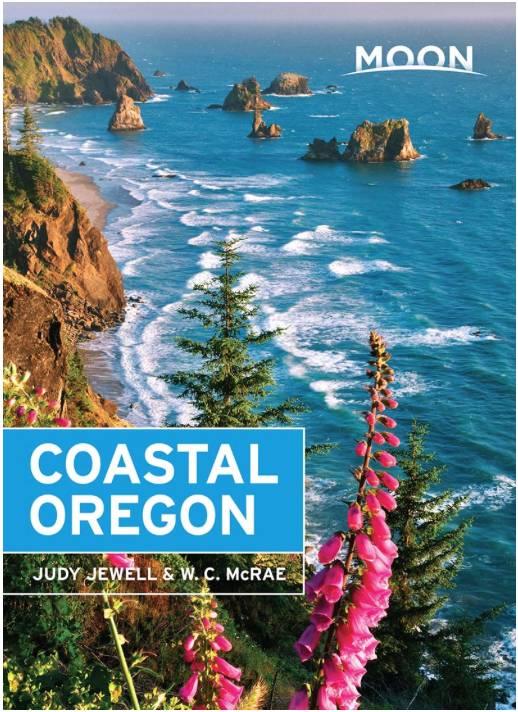 Moon Moon Coastal Oregon - 7th Ed