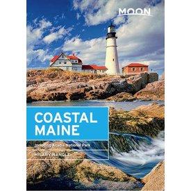 Moon Moon Coastal Maine - 6th Ed