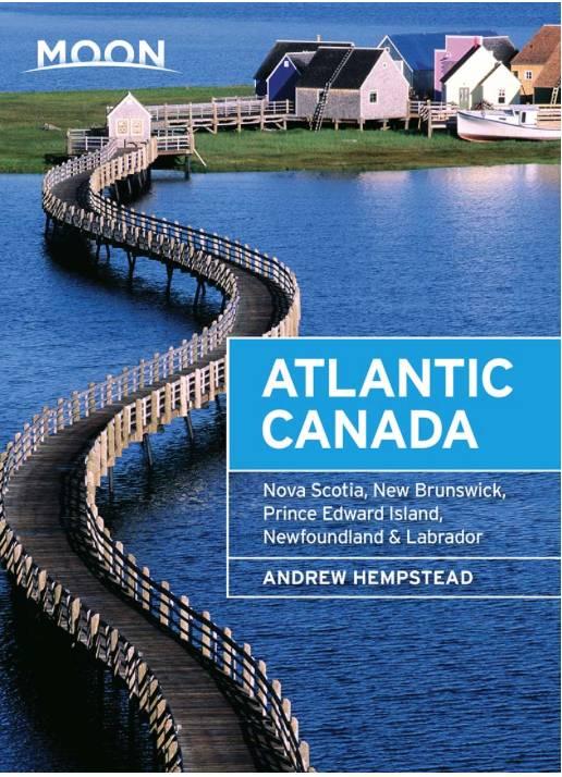Moon Moon Atlantic Canada - 8th Ed
