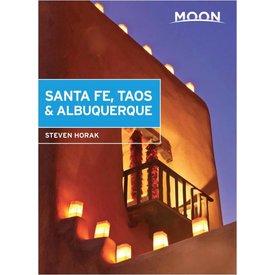 Moon Moon Santa Fe/Taos/Albuquerque - 5th Ed