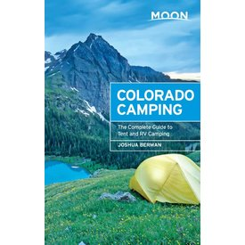 Moon Moon Colorado Camping - 5th Ed