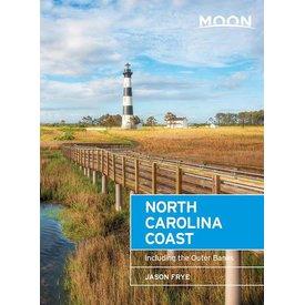 Moon Moon North Carolina Coast - 2nd Ed