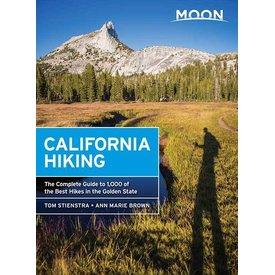 Moon Moon California Hiking - 10th Ed