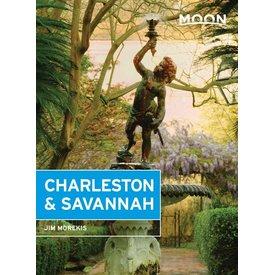 Moon Moon Charleston & Savannah - 8th Ed