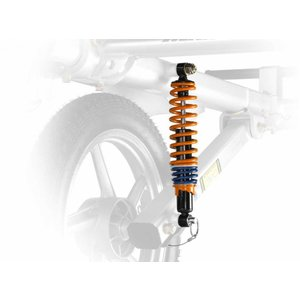 Yakima Heavy Duty Shocks (Rack&Roll Trailer)