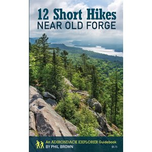 North Country Books, Inc. 12 Short HIkes Near Old Forge