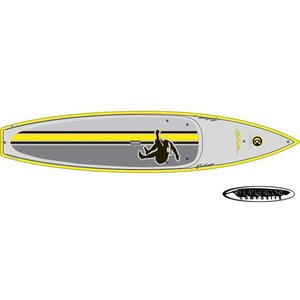 "C4 Waterman 12'6"" Mongoose FG"