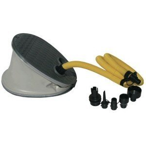 Aquaglide Deluxe Foot Pump