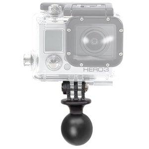 "Yak Attack GoPro Camera Ball, 1"", Ram Compatible"