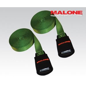 Malone 15ft Load Cam Strap, 2 Pack